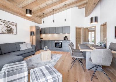 Wohnzimmer Alpenpark