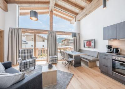 Wohnbereich Alpenpark