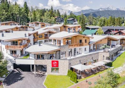 Hotelanlage Alpenpark Seefeld