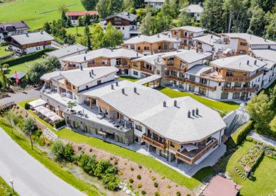 Hotelanlage Alpenpark